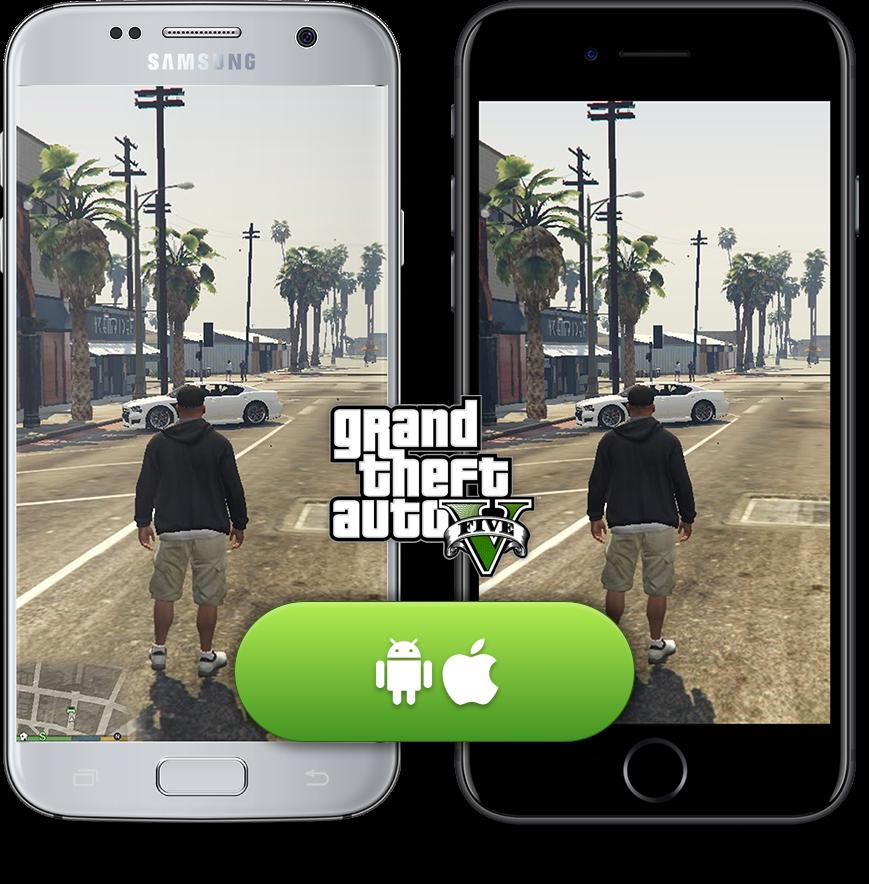 Gta mobile pw